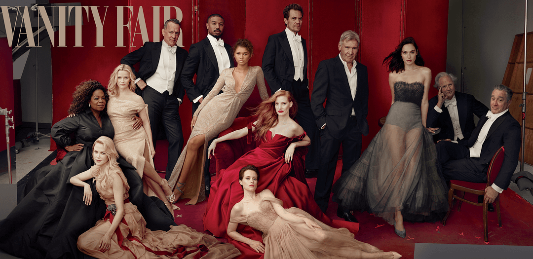 Vanity Fair Cover Newport Living and Lifestyles Annual Influencer Awards inspiration #NLLAiA