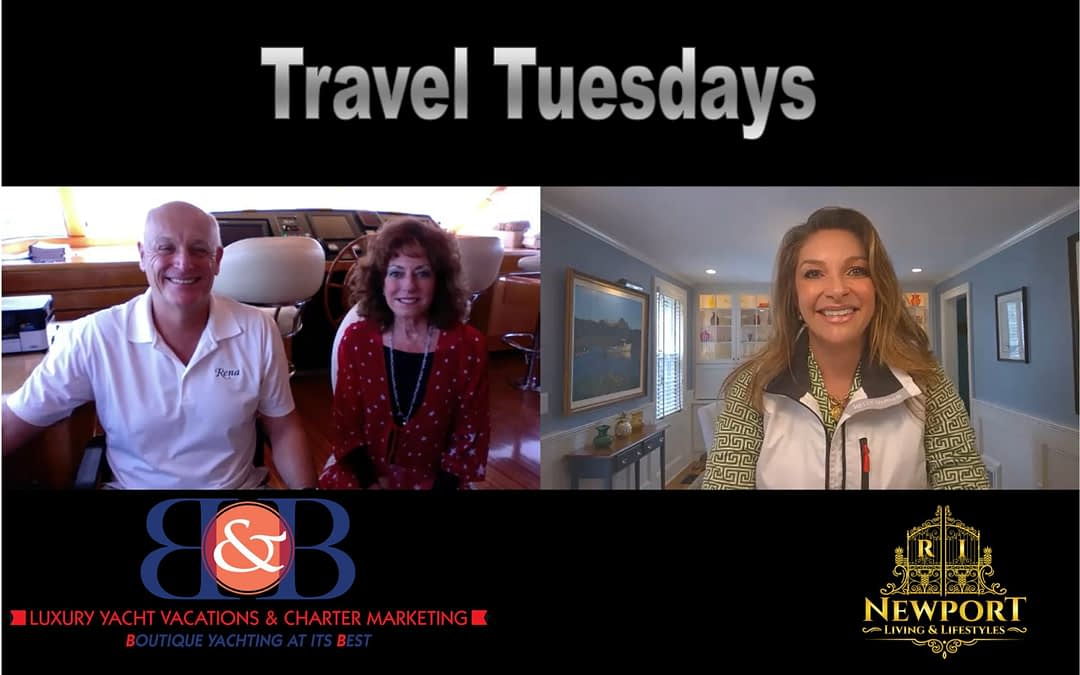 Travel Tuesdays with Motor Yacht Rena