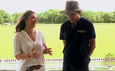 The Story of Dan Keating and Newport Polo