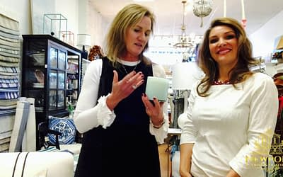 Stacey Carlson Lou Lou's Decor with Newport Living and Lifestyles