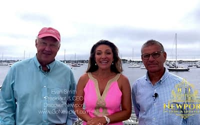 Vlog | 1st Annual Harbor Lights with Newport Living and Lifestyles
