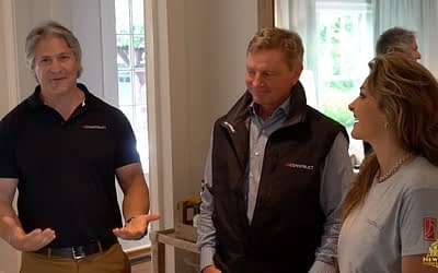 Fastest growing luxury construction management company in Newport RI