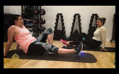 The Ultimate Foam Rollers Found in Newport RI with Newport Living and Lifestyles
