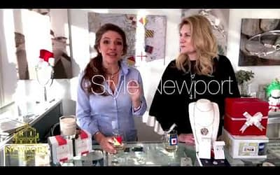 Karen King of Style Newport with Newport Living and Lifestyles