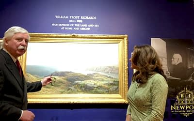 William Vareika Fine Art Gallery Christon Newport Living and Lifestyles