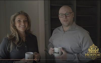 Vblog   CJ Barone of Empire Coffee and Tea ~  Innovate Newport Contributor