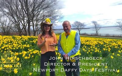 Come Get Daffy at The Daffodillion Festival