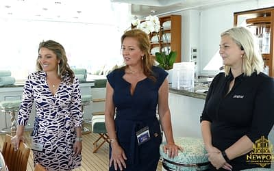 Exclusive insight into The Newport Charter Yacht Show with Cheryl DiGennaro